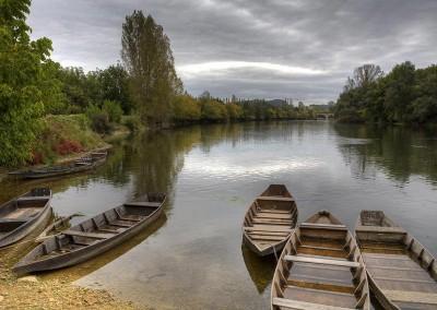 Dordogne river © Louis Bourdon